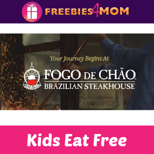 Kids Eat Free at Fogo de Chão Sept. 2-6