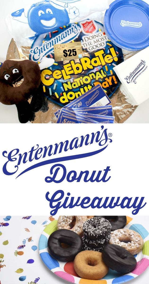 Entenmann's Donuts Giveaway