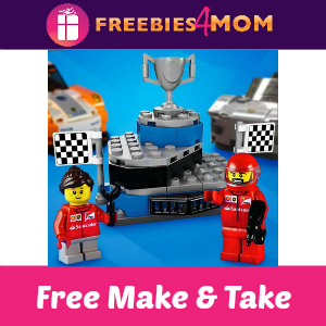Free Mini LEGO Make & Take at Toys R Us
