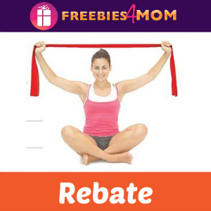 Rebate: Free Exercise Band from Jolly Time