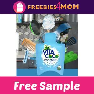 Free Sample Vita Coco Coconut Oil