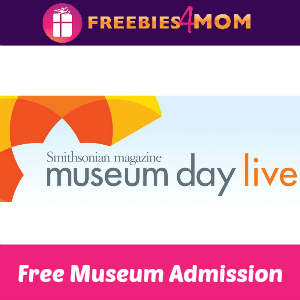 Free Admission on Museum Day Sept. 23