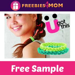 Free Sample Scünci Elastic Hair Ties