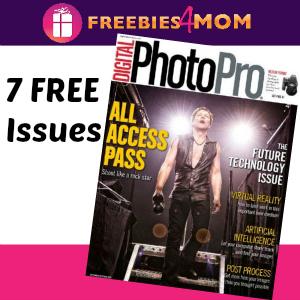 Free Digital Photo Pro Magazine ($19.97 value)