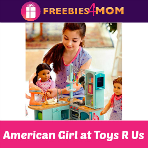 American Girl Truly Me at Toys R Us