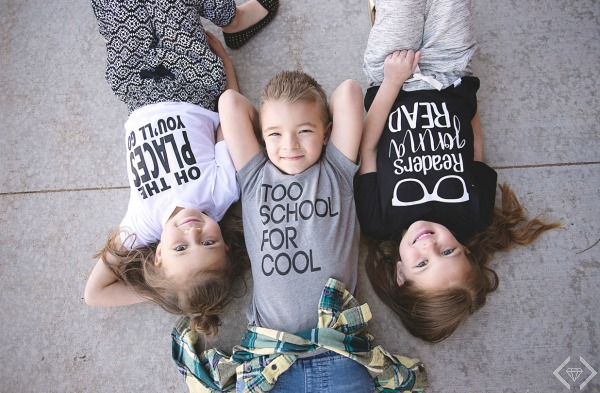 2 Kid's Tees for $9.95 or $24.95