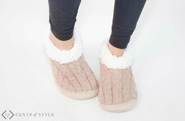 $14.95 Slippers (Regularly $24.95)
