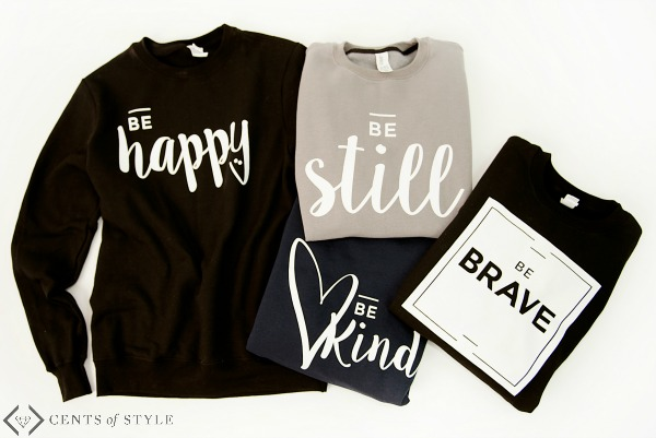 50% off New Items in Be Series