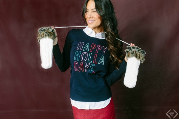Cents of Style Holiday Collection + Free Tee & Necklace
