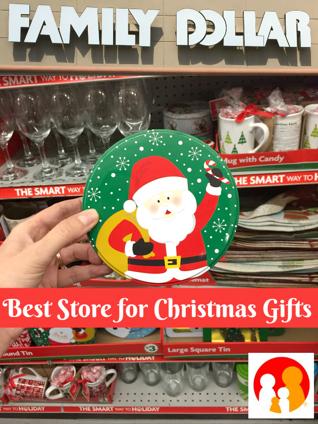 Shop Family Dollar for Christmas Gifts