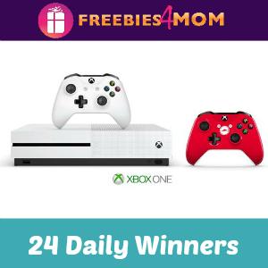 Sweeps Pizza Hut Holiday Triple Treat Box Xbox
