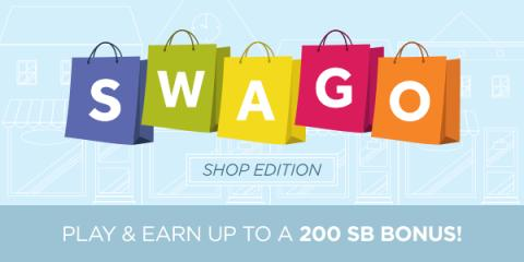 Earn a Bonus from SWAGO Shopping Edition