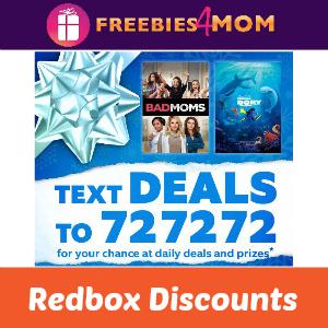 Redbox Holidays of Deals