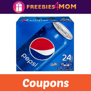 Coupons: Save on Pepsi Products