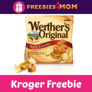 Free Werther's Original Candy at Kroger