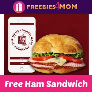 Free Ham Sandwich at Honeybaked Ham