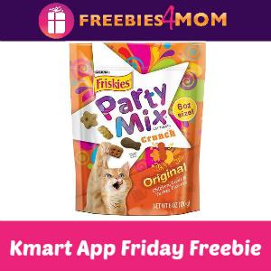 Free Friskies Treats Party Mix at Kmart