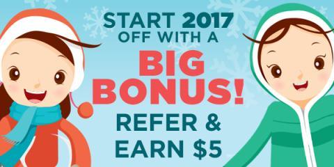 $5 Bonus for New Swagbucks Members