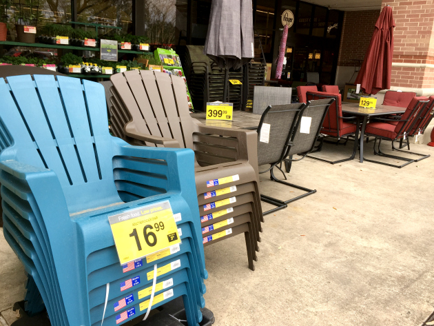 Kroger Spring Patio Furniture