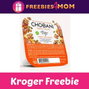 Free Chobani Greek Yogurt Flip at Kroger