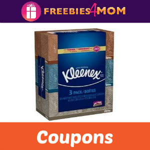 Save with Kleenex Coupons