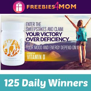 Sweeps Dr. Oz USANA Vitamin D