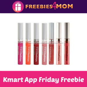 Free Wet 'n Wild Mega Slick Lip Gloss at Kmart