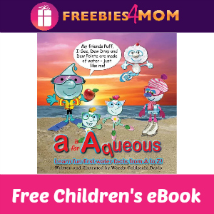 Free Children's eBook: A is for Aqueous