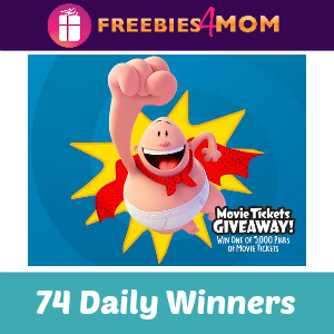 Sweeps Sun Maid's Captain Underpants IWG
