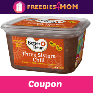Better Beans:  Buy 1, Get 1 Free Coupon