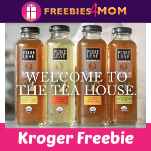 Free Pure Leaf Tea at Kroger