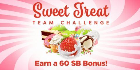 Swagbucks Sweet Treat Team Challenge