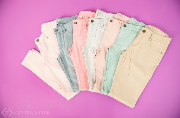 Jeans at Cents of Style