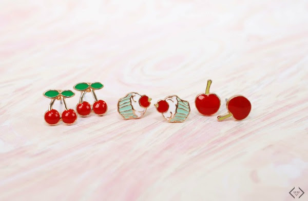 6 Pairs of Earrings for $14