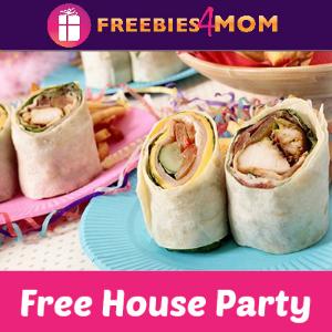 Free House Party: Kikkoman Kids' Cooking