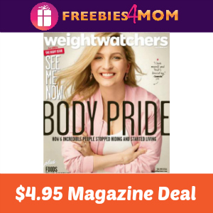 Magazine Deal: Weight Watchers $4.95