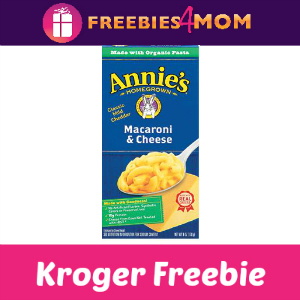 Free Annie's Macaroni & Cheese at Kroger