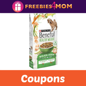 Save with Purina Beneful Coupons