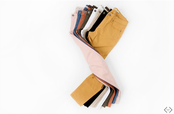 $10 off Denim with Color (Starting Under $20)