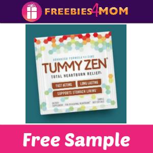 Free Sample Tummy Zen Heartburn Relief