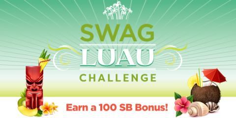 Swagbucks Swag Luau Team Challenge