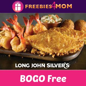 BOGO Free Variety Platter at Long John Silver's