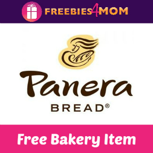 Free Panera Bread Bakery Item