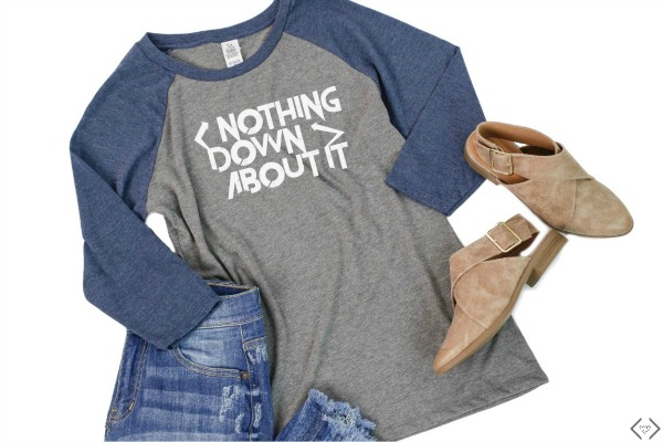 Nothing Down About It Styles Starting at $13