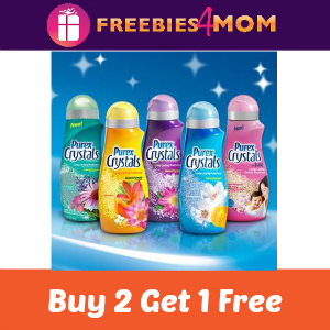 Buy 2 Get 1 Free Purex Crystals Fragrance Booster