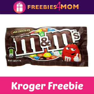 Free M&M's at Kroger