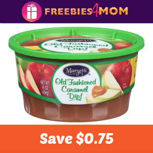 Coupon: $0.75 off any Marzetti Caramel Dip