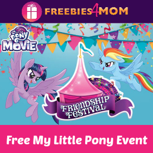 free my little pony event at toys r us oct 14