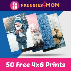Sam's Club 50 Free 4x6 Prints