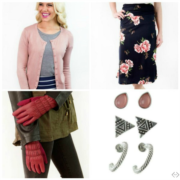 2 Clothing + 2 Accessory Grab Bag $19.95